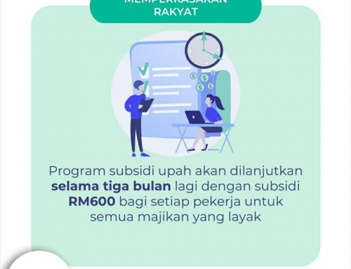PROGRAM SUBSIDI UPAH (PSU)